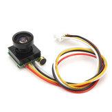 600TVL 1/4 CMOS 2.8mm 90度FPVカメラPAL / NTSC 3.7-5V