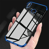 Bakeey Plating Soft TPU Back Cover Protective Case for Huawei Honor 8X MAX