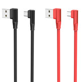 HOCO U83 2.4A Type C Micro USB Fast Charging Data Cable For Huawei P30 Pro Mate30 Mi10 K30 Poco X2 S20 5G