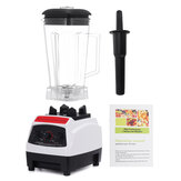 2L 110V Heating Blender Adjustable Speed Kitchen 1200W Food Mixer Fruit Juicer