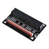 MicroBit用基本拡張モジュール拡張ボード横型