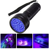 XANES 51 LED UV Scorpion Detector Hunter Finder Ultraviolet Blacklight lommelygte