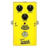 Twinote Hợp xướng tương tự Guitar Hiệu ứng bàn đạp Hiệu ứng hợp xướng Bàn đạp tiếng ồn thấp Mạch BBD True Bypass