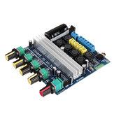 TPA3116 Subwoofer Amplificador Placa 2.1 canales de alta potencia Bluetooth 4.2 Audio Amplificadors DC12V-24V 2 * 50W + 100W Amplificador