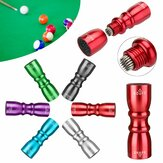 3-in-1 Snooker Pool Cue Tip Tool Table Tennis Cue Accessories Shaper/Tapper/Aerator Care Maintenance Tools Kit