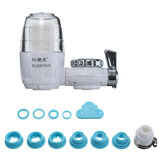 Faucet Water Filter System Kitchen 7 level Mount Filtration Tap Purifier Cleaner