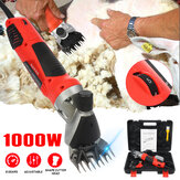110V/220V 1000W 6 Speed ​​Electric Sheep Shearing Clipper Scissor Shear