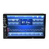 7018B Car Stereo 7 Inch HD bluetooth Touch Screen MP5 MP4 Player Short Version support Rear View