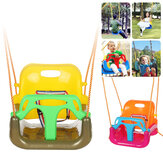 3-in-1 Swing Toys Anti-skid Hanging Chair Baby Safety Swing Seat Outdoor Garden for More Than 6 Months