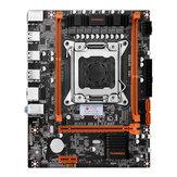 اللوحة الأم HUANZHI X79 4M M-ATX USB3.0 SATA NVME NGFF M.2 SSD الدعم REG ECC Memory and Xeon E5 المعالج C2/V1/V2 2640