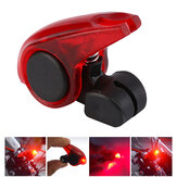 XANES Bicycle Brake Lights Safety Warning Cycling Lamp Lights Suitable for V Brakes Automatic Contro