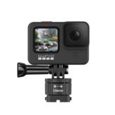 ULANZI GP-11 GoPro Accessori per adattatori magnetici con fibbia a sgancio rapido per GoPro HER0 9/8/7/6 / Max DJI Osmo Azione