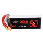 URUAV 18.5V 5000mAh 60C 5S Lipo Bateria XT60 XT90 Plug para RC Racing Drone