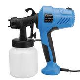 800ML 400W Electric Paint Sprayer Spray Guns Airless Electric Car Spraygun For Fence Wall Floor