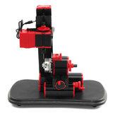 Mini Tornio Bench Drill Machine Fai-da-te Kit lavorazione del legno Tornio Tornio Kit