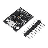3Pcs ATTINY85 Mini Usb MCU Development Board Geekcreit for Arduino - products that work with official Arduino boards