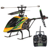 WLtoys V912 4CH Hélicoptère RC sans balai avec gyroscope RTF
