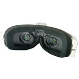 4 Packs URUAV Fatshark FPV-bril Faceplate Lycra-stof Sponsvervanging voor Fat Shark HDO2