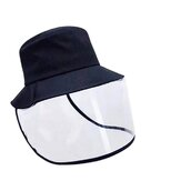 Osłona twarzy Czapka Epidemic Protection Hat Anti Saliva UV