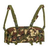 Tactical Vest Camouflage Tactics Belly Pocket Condor 7 Chest Rig Magazine Carrier Bag