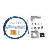 Creality 3D® 1.75mm Filament Extruder and Capricorn Teflon Tube Kit للطابعة ثلاثية الأبعاد