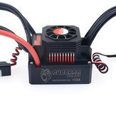 Surpass Hobby KK Series 150A Brushless Waterproof ESC pro 1/8 2-6S RC Automobilová vozidla