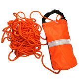 Best Marine Rescue Rope Outdoor Parabolic Bag for Kayaking Boating Emergency Safety Equipment