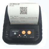 GOOJPRT MTP-3F 80MM bluetooth Thermal Printer Portable Wireless Receipt Machine