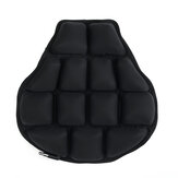 3D Inflatable Air Seat Cushion Motorcycle Cruiser Touring Saddle Pressure Relief