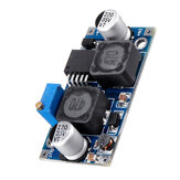 5pcs DC-DC Boost Buck Adjustable Step Up Step Down Automatic Converter XL6009 Module Suitable For Solar Panel
