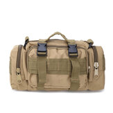 Hunting Bag Travel Shoulder Tactical Bag Men Women Waterproof Nylon Outdoor Molle Pouch