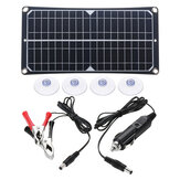 50W Flexible Solar Panel USB 18V Smartphone Charger Monocrystalline Power Charger Solar Panel Kit Complete for Boat Car Camping