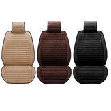 عالمي سيارة الدفع الرباعي غطاء المقعد الأمامي وسادة وسادة دافئة تنفس الشتاء