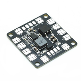 Lantian PDB Power Distribution Board with 5V 12V 3A BEC Output for CC3C Naze32 Upgraded version for RC Drone FPV Racing