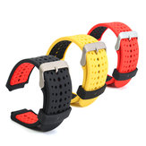 Replacement Wrist Silicone Watch Band For Garmin Forerunner