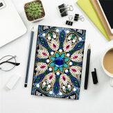 Diamentowe malowanie DIY specjalny kształt pamiętnik Diamentowe dekoracje A5 zestawy do haftowania notatników