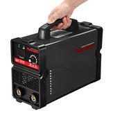 ZX7-215 Máquina de solda elétrica 220V AC DC Inverter ARC Welder Máquina de solda IGBT MMA