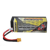 Gaoneng 14.8V 5200mAh 100C 4S Lipo البطارية XT60 Plug for RC Racing Drone