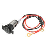 12V 120W auto motorfiets boot tractor socket adapter