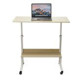 Scrivania regolabile per laptop Scrivania da letto mobile Scrivania Scrivania piccola Scrivania sollevabile Comodino mobile per dormitorio domestico
