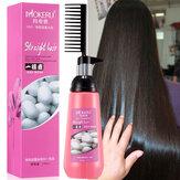 150ml Łatwe w użyciu Gładkie prostowanie włosów Odżywczy One Grzebień Prosty krem do włosów dla kobiet Relaksujący krem do pielęgnacji włosów