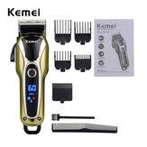 Kemei KM-1990 100-240V Fast شحن Electric Clipper
