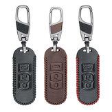 Couvre-clé à distance à 3 boutons avec porte-clés ou Mazda 2 3 6 Axela Atenza CX-5 CX5