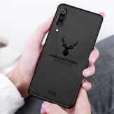 BAKEEY Deer Shockproof Cloth&TPU Protective Case For Xiaomi Mi9 / Xiaomi Mi 9 Transparent Edition