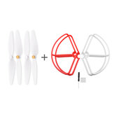 4K Propeller and Propeller Protective Guard for Mi Drone 1080P/ 4K Version