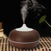300mlThayđổimàusắcSiêu âm Máy tạo độ ẩm Máy khuếch tán tinh dầu Xịt thơm Hương liệu Máy lọc không khí