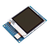 1.6 Inch Transflective TFT LCD Display Module 130X130 Sunlight Visible SPI Serial Port 3.3V 5V Geekcreit for Arduino - products that work with official Arduino boards