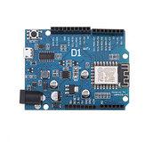 D1 WiFi UNO ESP-12E Basado en el módulo ESP8266 Geekcreit para Arduino - productos que funcionan con placas oficiales Arduino