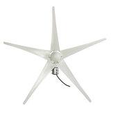 1000W piek 12V / 24V windturbine 5 blads windturbine turbine windturbine