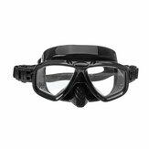 MännerDamenTauchmaskeAnti-FogMaskeUnterwasser Schwimmen Atem Schnorchelbrille